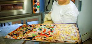 Menus des pizzas en PDF